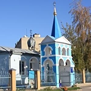 Пантелеимоновский храм